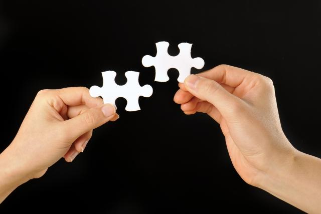 疑問を解決するパズル