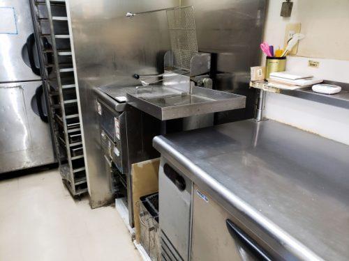 厨房オーブン